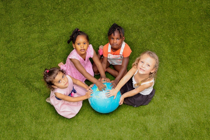 Our children care about our world